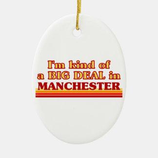 Adorno De Cerámica Clase de I´m de una gran cosa en Manchester