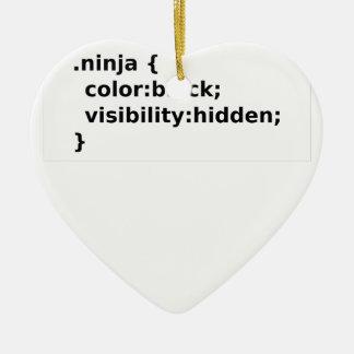 Adorno De Cerámica Clase del CSS del codificador de Ninja