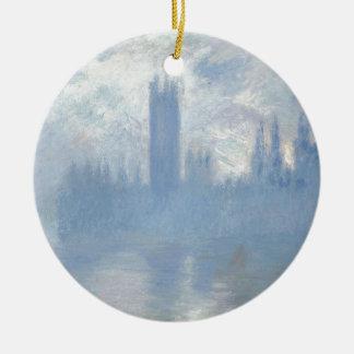 Adorno De Cerámica Claude Monet - casas del arte de Londres del