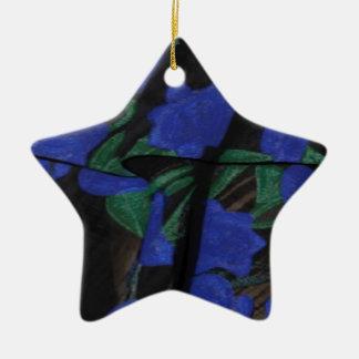 Adorno De Cerámica Colección azul persa 2017 del diseñador