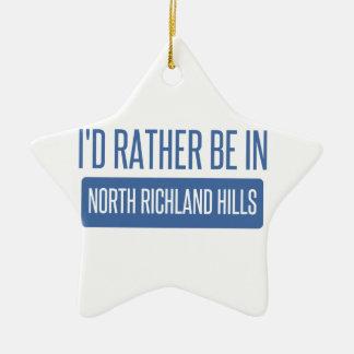 Adorno De Cerámica Colinas del norte de Richland