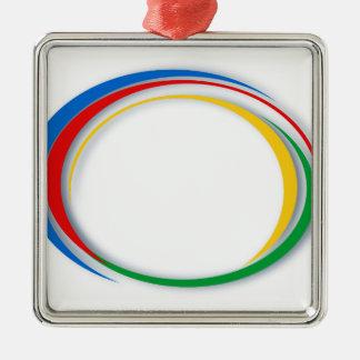 Adorno De Cerámica Colores de Google