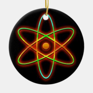 Adorno De Cerámica Concepto atómico