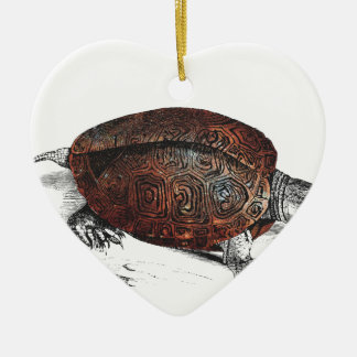 Adorno De Cerámica Cosmic turtle 1
