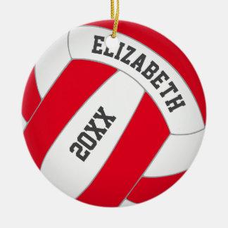 Adorno De Cerámica cualquier color usted elige el voleibol de las
