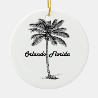 Adorno De Cerámica Diseño blanco y negro de Orlando y de la palma
