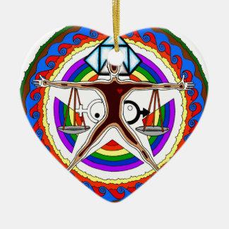 Adorno De Cerámica Diseño del escudo