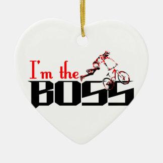 Adorno De Cerámica Diseños de la bici de Boss