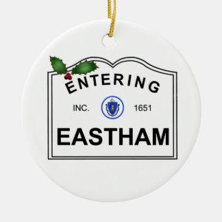 Adorno De Cerámica Eastham mA