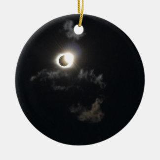 Adorno De Cerámica eclipse
