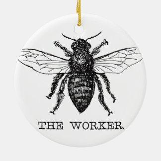 Adorno De Cerámica Ejemplo de la antigüedad de la miel del abejorro
