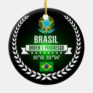 Adorno De Cerámica El Brasil