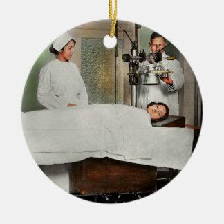 Adorno De Cerámica El doctor - radiografía - que conseguía mi cabeza