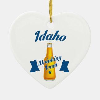 Adorno De Cerámica Equipo de consumición de Idaho