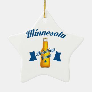 Adorno De Cerámica Equipo de consumición de Minnesota