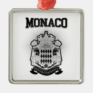 Adorno De Cerámica Escudo de armas de Mónaco