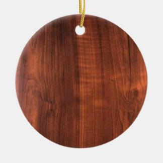 Adorno De Cerámica ESPACIO EN BLANCO de madera Blanc Blanche de la