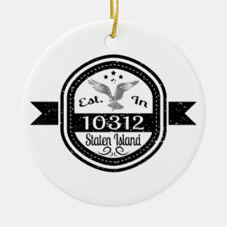Adorno De Cerámica Establecido en 10312 Staten Island