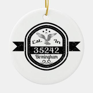 Adorno De Cerámica Establecido en 35242 Birmingham