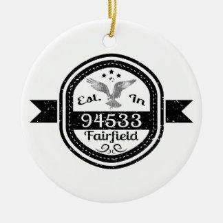 Adorno De Cerámica Establecido en 94533 Fairfield