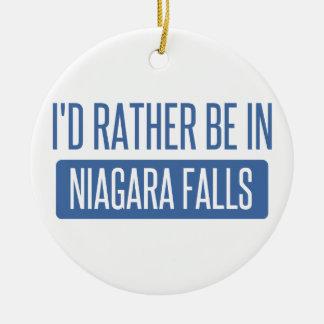 Adorno De Cerámica Estaría bastante en Niagara Falls