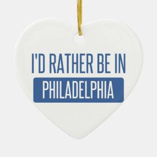 Adorno De Cerámica Estaría bastante en Philadelphia