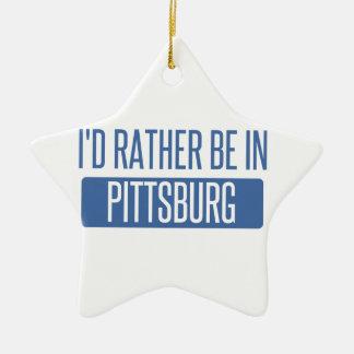 Adorno De Cerámica Estaría bastante en Pittsburg