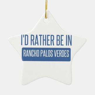 Adorno De Cerámica Estaría bastante en Rancho Palos Verdes