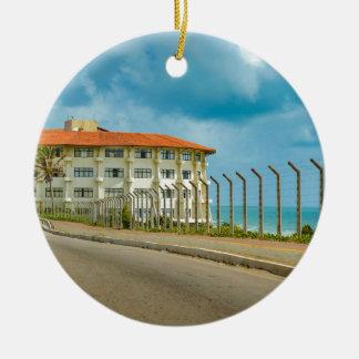 Adorno De Cerámica Estilo ecléctico que construye el Brasil natal