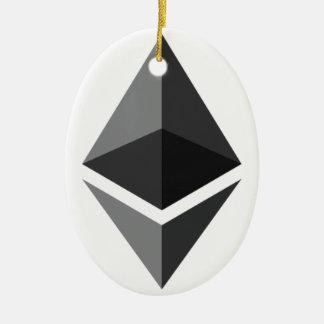 Adorno De Cerámica Ethereum - Cryptocurrency PAC estupendo