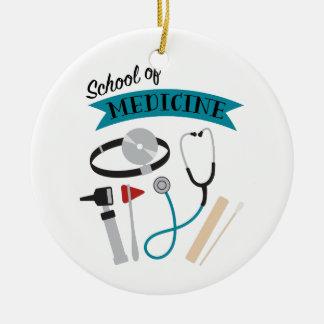 Adorno De Cerámica Facultad de Medicina