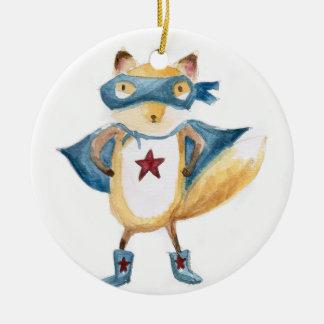 Adorno De Cerámica ¡Fox estupendo!
