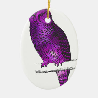 Adorno De Cerámica Galaxy owl 3