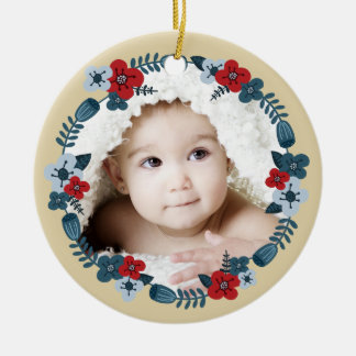 Adornos con fotos en Zazzle