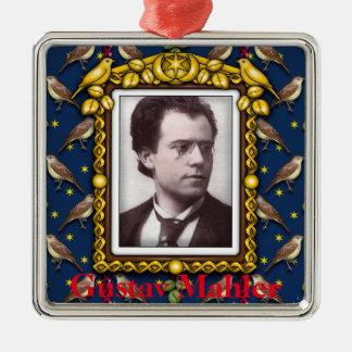 Adorno De Cerámica Gustav Mahler