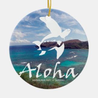 Adorno De Cerámica Hawaiana de Hawaii