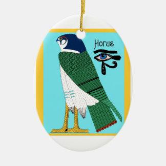 Adorno De Cerámica Horus
