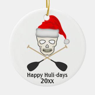Adorno De Cerámica Huli-días felices