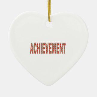 Adorno De Cerámica Inspiración de esfuerzo de la motivación del éxito