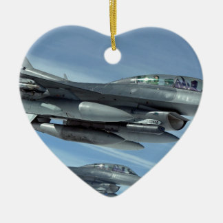 Adorno De Cerámica jet militar