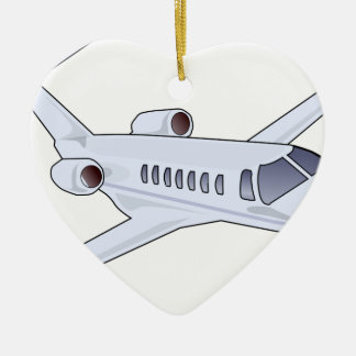 Adorno De Cerámica Jet privado