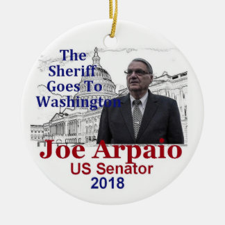 Adorno De Cerámica Joe ARPAIO AZ 2018