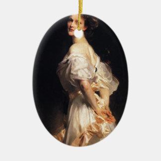 Adorno De Cerámica John Singer Sargent - Nancy Astor