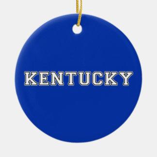 Adorno De Cerámica Kentucky