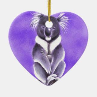 Adorno De Cerámica Koala de Buda