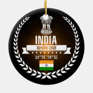 Adorno De Cerámica La India