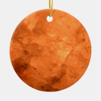 Adorno De Cerámica Lámpara de la sal de roca