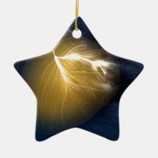 Adorno De Cerámica Laniakea - nuestro Supercluster local