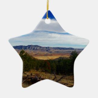 Adorno De Cerámica Lince Ridge Colorado