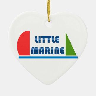 Adorno De Cerámica little marina